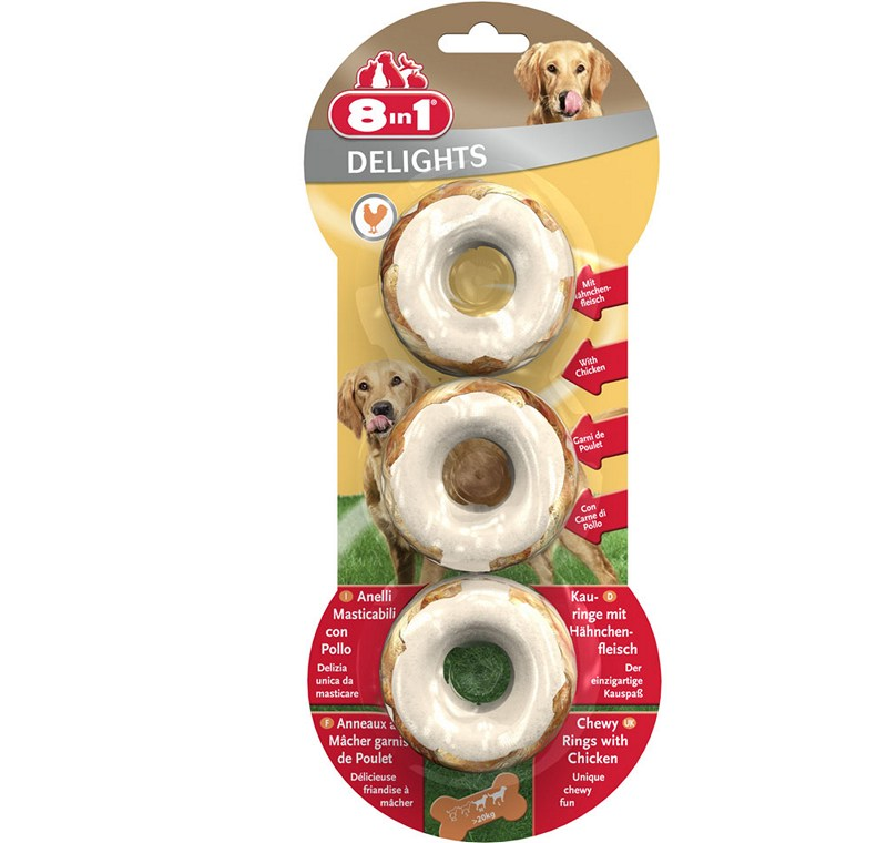 8 İN 1 DELIGHT RINGS -