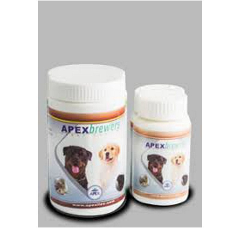 APEX BREWERS YEAST 100 TABLET KÖPEK İÇİN -